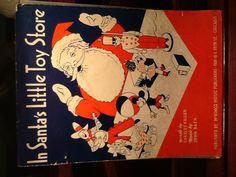 In Santa's Little Toy Store - 1941