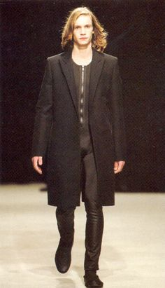 Raf Simons Fall/Winter 2004
