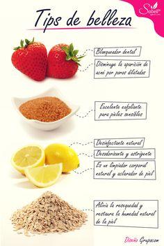 Tips para sacarle el máximo provecho a algunos alimentos para el mantenimiento de tu cuerpo.  #salud #belleza #tips #relajacion #spa