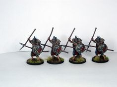 Blood Rage boardgame, Wolf Clan