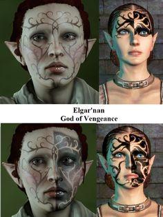Elgar'nan (God of Vengeance)