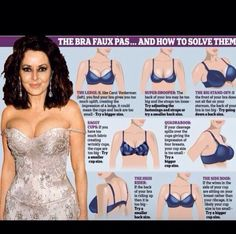 The Bra Faux Pas....And How To Solve Them💖 0f6276cda