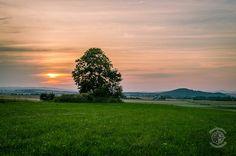 Sudety Wschodnie - Zachód słońca, Żelazno