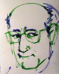 いいね!32件、コメント1件 ― @1mindrawのInstagramアカウント: 「#1mindraw #一分描画 #markrothko #マークロスコ #painter #画家 #abstract #抽象表現主義 #19030925 #birthday #誕生日…」