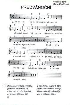 Vánoční písnička