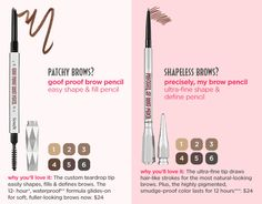 Goof Proof Brow Pencil by Benefit #11