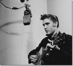 Elvis Presley : New York : December 1, 1955.