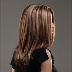 Die 41 Besten Bilder Von Strähnchen Gorgeous Hair Hair Coloring