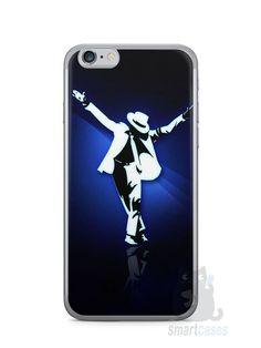 Capa Iphone 6/S Michael Jackson #1 - SmartCases - Acessórios para celulares e tablets :)