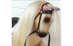 Makers Lane :: Rocking Horse in Palomino, Australian Made, Custom made, Bespoke Palomino, Bespoke, Horses, Hair Styles, Beauty, Taylormade, Hair Plait Styles, Hair Makeup, Hairdos