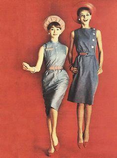1960    Spring dresses