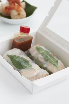 And Miss Chu Is The Answer To Everything For The Lover Of Rice Paper Rolls
