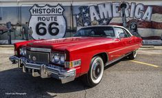 https://flic.kr/p/sYdTdr   Bright Red   Beauty of an Eldorado Cadillac. Photo taken in Edmond, Oklahoma.