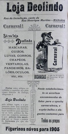 Jornal Amazonas - 03/2/1905