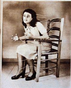LibrosLocuras: Exposición fotográfica: Sueños - Grete Stern