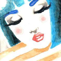 #avresdesign #watercolor #illustration #art