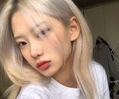 Pelo Ulzzang, Ulzzang Girl Selca, Ulzzang Hair, Ulzzang Korean Girl, Pretty Hairstyles, Girl Hairstyles, Korean Short Hair, Korean Hair Color, Hair Korean Style