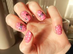 candy nails.