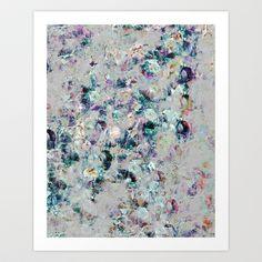Mineral+Art+Print+by+Georgiana+Paraschiv+-+$18.00