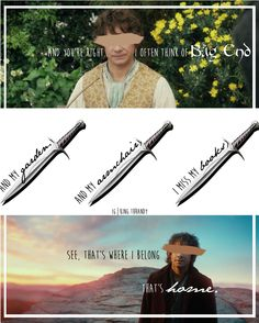 Deep down our hearts, we're all hobbits