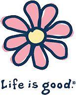 Life is Good Daisy
