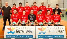 Equipo Nacional del Club Voleibol Xàtiva