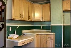 Kitchen Makeover - The Reveal - Frou FruGal