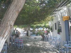 Χώρα Φολεγάνδρου (Chora Folegandros) in Κυκλάδες, Κυκλάδες