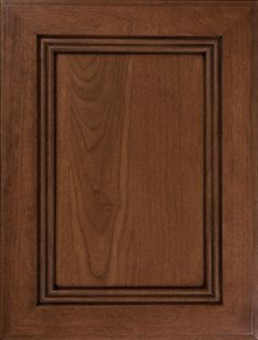 Classic Raised Panel 10533   Wood Cabinet Door