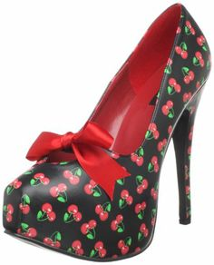 Amazon.com: Pleaser Women's Teeze-12-6 Platform Pump: Shoes
