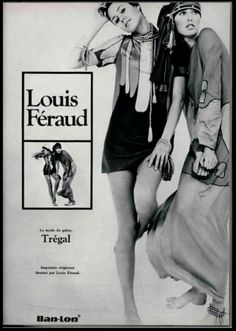 Louis Feraud, 1970
