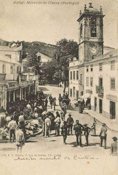 Serra de Sintra | Fotos de Sintra Antigas