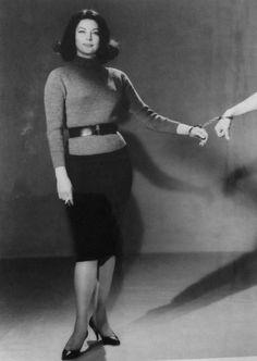Ava Gardner, The Angel Wore Red, 1960