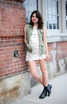 Love this look -> Style File: Copywriter  http://blog.freepeople.com/2012/06/style-file-copywriter/
