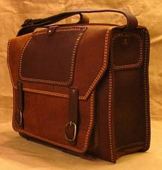 Sweet leather, sweetly made...