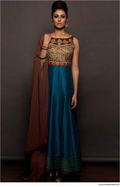 Punjabi Suits Neck Designs   Punjabi Dress Designsu