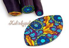 Gallery.ru / Photo # 1 - Lesson leaf-pryshko from polymer clay - kalinkapolinka