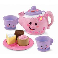 Cute Tea Set for Children!