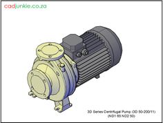 3D Pump: 3D Series Centrifugal Pump 3D 50 200/1.1 Autocad, Centrifugal Pump, Cad Blocks, 50th, Pumps, 3d, Pumps Heels, Pump Shoes, Heel Boot