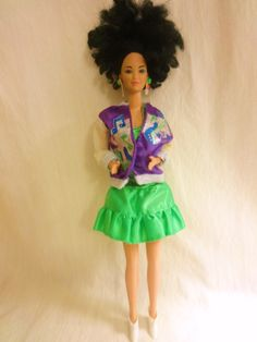 Vintage Barbie and the Sensations Becky doll