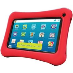 9IN PLAYPAL KID TBLT RED