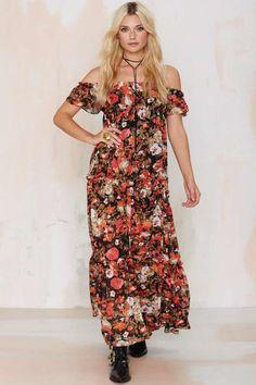 You Flor Me Dress