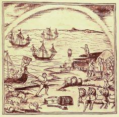 Febrero 18 de 1519  La expedición de Hernán Cortés sale de Cuba. Inicia la conquista de México. | #Memoria #Politica de #Mexico | http://memoriapoliticademexico.org/Efemerides/2/18021519.html