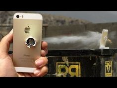 iPhone 5S VS. Barrett 50 Caliber Video — The Results Are Devastating! ► http://vaultfeed.com/iphone-5s-vs-barrett-50-caliber-video-the-results-are-devastating/