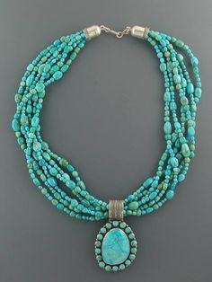 Don Lucas - gorgeous necklace!