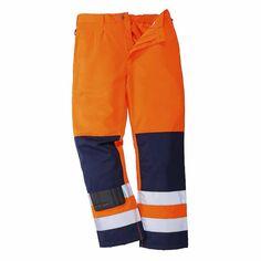 Portwest - Texo Seville Workwear Uniform Hardwearing Hi-Vis Safety Trousers