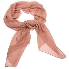 Silk Scarf ($166) ❤ liked on Polyvore featuring accessories, scarves, necklaces, pink, salvatore ferragamo scarves, pink shawl, print scarves, pink silk scarves and pure silk scarves