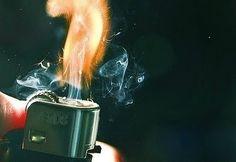 Fire-starter.