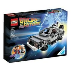 LEGO 21103 The DeLorean Time Machine Building Set  $32.00