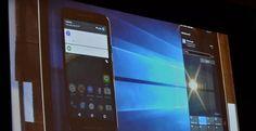 Windows 10 traerá las notificaciones de tu teléfono Android a tu PC - http://www.androidsis.com/windows-10-traera-las-notificaciones-de-tu-telefono-android-a-tu-pc/